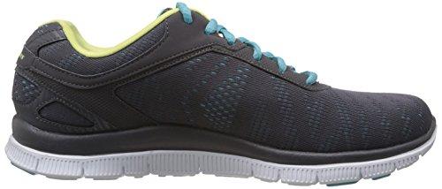 Skechers - Flex AppealFirst Glance, Sneakers da donna Grigio (CCAQ)