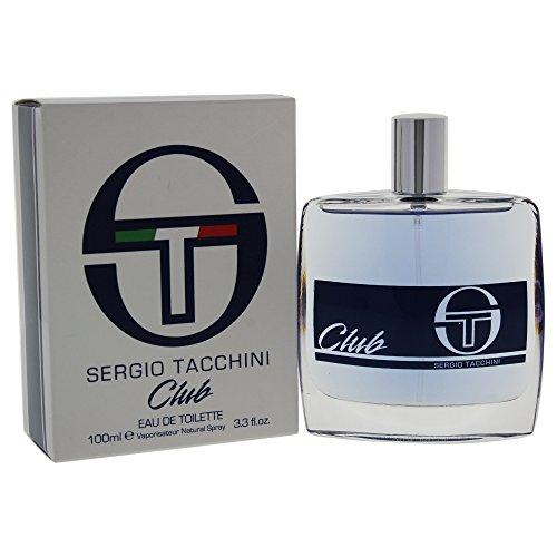 Sergio Tacchini Eau De Toilette per Uomo, 100 ml