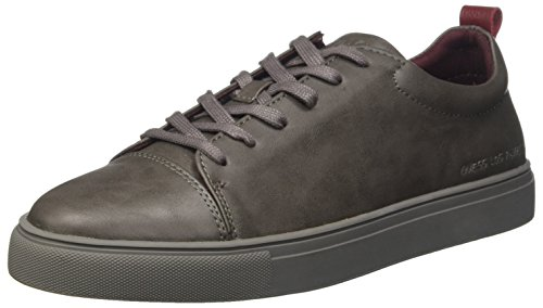 Guess Carlos, Sneakers Basses Homme, Rouge
