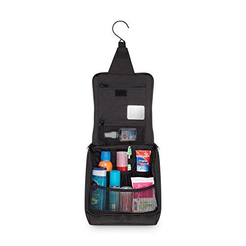 Mivall lavaggio Center lavaggio borsa Toiletbag tasche da appendere con specchio