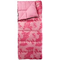 Wenzel Moose Sac de Couchage Fille, Rose, Taille: S