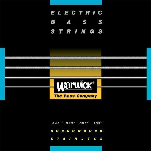 WARWICK 40200 BLACK LABEL BASS STAINLESS STEEL M