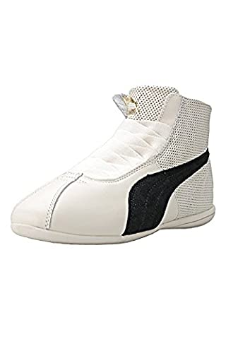 baskets mode puma wns eskiva mid blanc 42