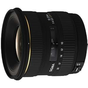 Sigma 10-20mm F4,0-5,6 EX DC Objektiv (77mm Filtergewinde) für Sony