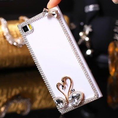 Coque iPhone 6 Plus/6S Plus , iNenk® Flash Full diamant Drill Shell Housse de protection Tide Définit Avec Crystal téléphone 3D luxe Briller Diamant Mode motif pour les femmes-modèle 9 motif 5