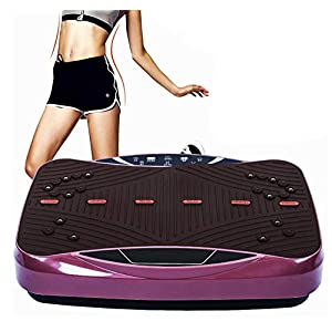 41lE9KQmmAL. SS300  - Rocket Vibration Machine,Body Toning Muscles Fitness Equipment Lose Weight Trainer