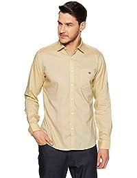 Van Heusen Sport Men's Printed Slim Fit Cotton Casual Shirt
