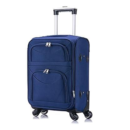 WOLTU-468-Reisekoffer-Stoff-4-Rollen-Reise-Koffer-Trolley-1200D-Oxford-Weichschale-Weichgepck-Reisegepck-Handgepck-MLXLSet-leicht-gnstig