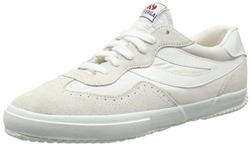 Superga 2832 Nylu Unisex-Erwachsene Sneaker Weiß
