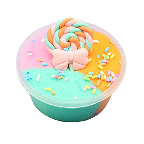 Sulifor Clay Toy, 60ml Mixed Color DIY Candy mud Muddy Pressure Relief Clay ()