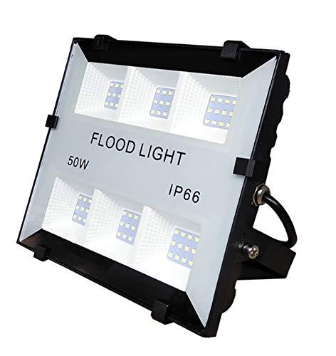 LA 50w Foco Proyector Led Exterior Iluminación Decoración