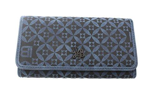 Portafogli donna Laura Biagiotti l.Harlem 571-04 jeans
