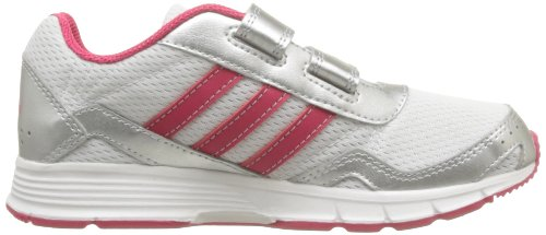 Adidas Cleaser 2 Cf K-Zapatillas Unisex Bambini Bianco