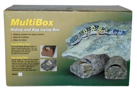 Lucky Reptile MB-91 Multi-Box Stone, Small 1
