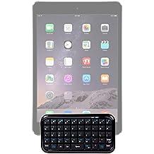 DURAGADGET Teclado Inalámbrico Mini Para Apple iPad Air 2 ( Wi-Fi, Wi-Fi + Cellular )