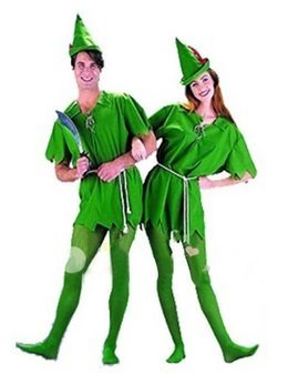-Kost?m-Halloween-Kost?m cosplay (Japan-Import) (Peter Pan Halloween)