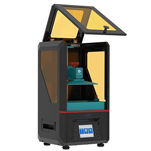 ANYCUBIC Photon 3D Printer, LCD Masking Technology with UK Plug (Upgrade Yellow Model)