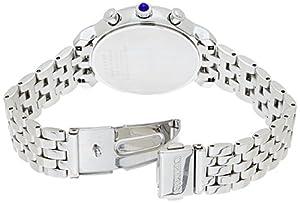 Seiko it's_amaz-reloj analógico de cuarzo con cronógrafo de acero inoxidable SRW875P1 de Seiko