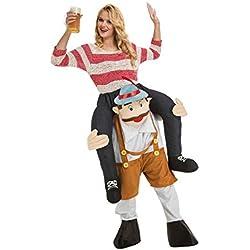 My Other Me Me-204319 Disfraz Ride-on Oktoberfest, M-L (Viving Costumes 204319)