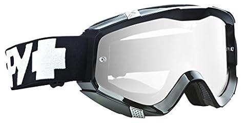 Spy MX Goggles Klutch - Black Sabbath, Smoke W/ Silver Mirror + Clear, One size, 323008062212
