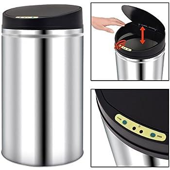 Jago Automatik Sensor Mülleimer Abfalleimer Mülleimer für