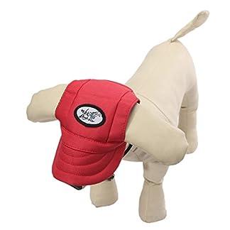 Red Dog Baseball Cap Hat 13