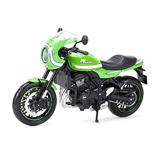 Modellauto Motorrad-Modell 1:12 Kawasaki Z900RS Cafe Straßenlokomotive Simulation Statische Legierung Motorrad Modell Sammlung Dekoration Geschenk -