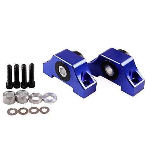 FidgetGear Billet-Motor D15 D16 B16 B18 B20 92-00 Honda Civic Blue