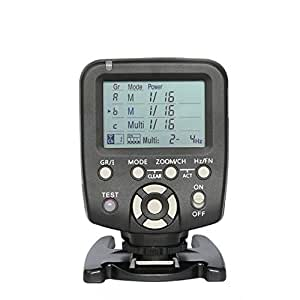 YONGNUO YN560-TX for Nikon Flash Transmitter Provide Remote Manual Power Control for YN-560 III Manual Flash Units Having Manual RF-602 RF-603 RF-603 II Compatible Radio Receivers Built In (For Nikon Nikon D7200 D7100 D7000 D5100 D90 D5200 D5000 D3000 D3200 D3100 D610 D800 D700 D300 D300S)
