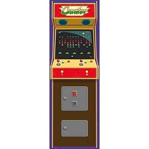 grupo-erik-editores-arcade-gamer-poster-da-porta