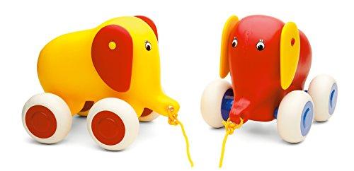 Viking Toys-v81320-Elefante de Arrastre