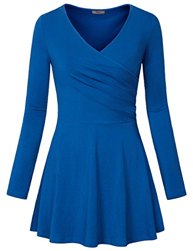 timeson-damen-kleid-gr-m-koenigsblau