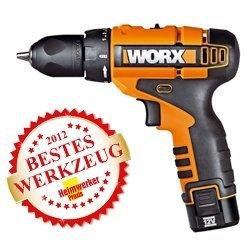 Worx WX125 D-Lite - Destornillador batería 12V