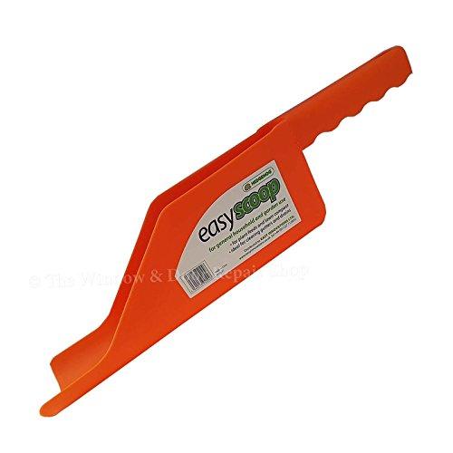 Leichte Reiningungsschaufel für Abflussrinnen oder Dachrinnen von Hedgehog, vielseitig einsetzbares Werkzeug