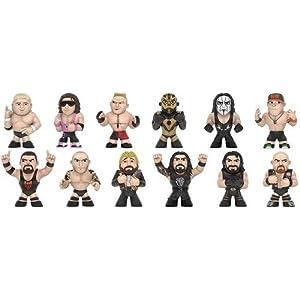 Funko Figurine WWE Mystery Minis Serie 2 1 bote au hasard one Random box 0849803078133