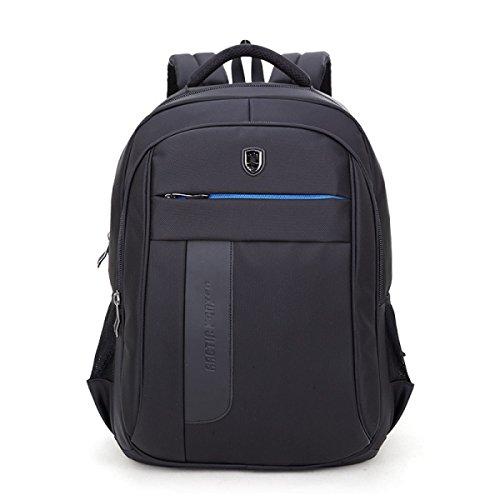 Sac D'ordinateur Portable En Nylon Sac à Dos Décontracté Homme Sac