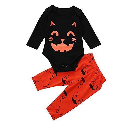 Yesmile Kinder Halloween Kleidung 2PCS Kinder Baby Jungen -