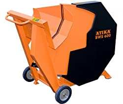 ATIKA Brennholz-Wippkreissäge BWS 600