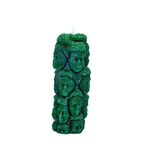 AROMASENSES Vela ESOTERICA 1000 Caras Verde