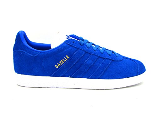 Uomo Azul azul Sneakers Gazelle Blu Oro Adidas Multicolor Dormet xtfOFFw