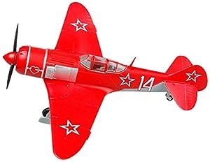 """Trumpeter Easy Model 36334  - LA-7 """"Red 14"""" Fuerza Aérea de Rusia la Segunda Guerra Mundial"""