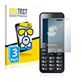 BROTECT Anti-Glare Glass Screen Protector compatible with