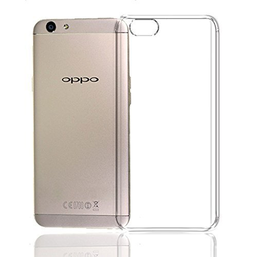 Baseus Premium Transparent Back Cover for Vivo Y-55-S Ultra Clear Flexible Soft Silicon Case  available at amazon for Rs.171