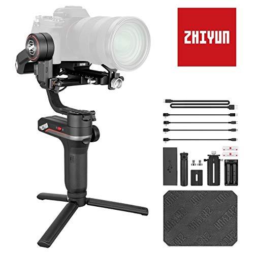 Zhiyun Weebill S Gimbal DSLR Kamera Stabilisator Handheld Camera Stabilizer Spiegellose 3-Achsen für Canon 80D 6D 5D EOS Nikon D850 Z7 Z6 Sony A9 A7 A6500 Panasonic GH5 5S