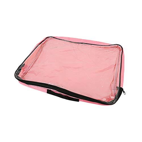 SENDILI Tasche Schlittschuhe - Dauerhaft Rollschuhe Tasche Skate Bag zum Rollschuhen Inlineskates, Rosa, Einheitsgröße