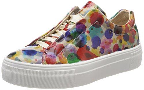Legero Damen Lima Sneaker, Mehrfarbig (SAMBA)