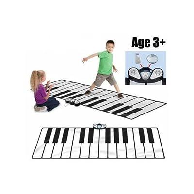 Juego Musical Tapete Teclado Organo Piano por LA TIENDA DEL MAÑANA