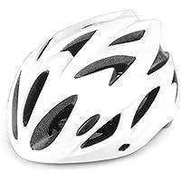 Lovelysunshiny Bicicleta Montar en Bicicleta Casco Protector Cabeza Ajustable Equipo de Deportes de protección