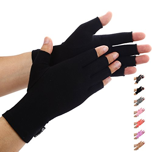 Duerer Anti-Arthritis Gloves par:calor compresión