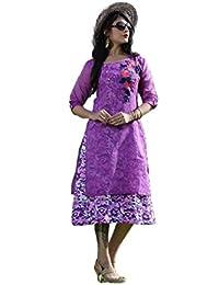 Fashion Forever Women's cotton Kurti (FFR-23)